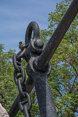 starke Kette (grasso.gino) Tags: italien italy detail nikon chain anchor marche marken anker kette fano d5200
