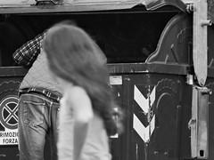 L'altra faccia di Genova (Luca Ottonello) Tags: city italy love underground italia tetto child liguria homeless genova amore povert bambina campi senza cornigliano