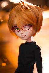Lance renovado! (mymuffin_15) Tags: make eric doll dal it carving full lance fenix pullip custom own isul taeyang