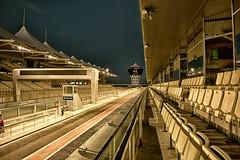 YAS Marina Circuit (yesxcom) Tags: race marina nikon track abudhabi dslr abu dhabi circuit yas nikond3200 d3200