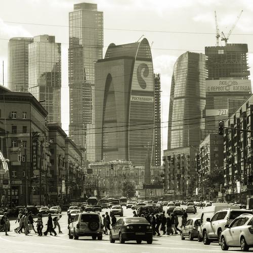 Москва City