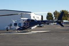 N222LN Bell 222 Mercy Air Henderson Heliport 19-03-14 (jcc140965) Tags: mercyair bell222 n222ln