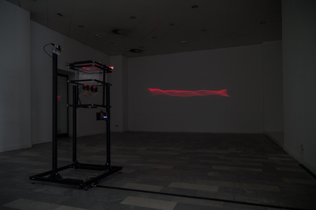 Installation View, LEAP Berlin