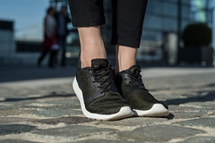 How to style Nike Roshe Run Sneakers | Lisa Fiege (LisaFiege) Tags: sunglasses blog cologne kln run blogger sneakers nike quay fashionblog modeblog roshe