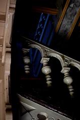 Spiegelsches Haus (Karl Hotze) Tags: stairs treppe staircase villa banister renaissance treppenhaus geländer herrenhaus lostplaces gründerzeit gutshaus verlasseneorte werna foundingperiod spiegelscheshaus