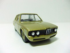 BMW 530 (1976) - SOLIDO (RMJ68) Tags: cars toy bmw 1976 coches juguete 143 solido 530 diecast hachette