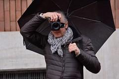 Flickar in Torino () Tags: street friends portrait umbrella torino photography photo flickr foto photographer photos group meeting human fotografia amici turin ritratto stefano ombrello fotografo gruppo incontro raduno 2015 trucco binario21 zush stefanotrucco