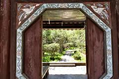 518 Thonghai (farfalleetrincee) Tags: china door travel tourism nature temple asia buddhism adventure guide yunnan 云南 tonghai 通海县 xiushanmountain