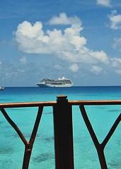 Tahitianprincess at noon Hotel KIAORA Tahiti Rangiroa (sapphire_rouge) Tags: france resort kiaora lagoon atoll tahiti rangiroa polynesia snorkeling  franchpolynesia    atool polynsiefranaise  island