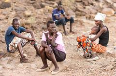 Ilchamus Tribe, Kokwa Island, Lake Baringo, Kenya (www.j-pics.info) Tags: kenya kenia lakebaringo ilchamus kokwa ilchamustribe njempstribe kokwaisland