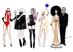 The Eras of Lady Gaga (G-nuinart) Tags: original monster illustration way this born cheek drawing fame albums looks dibujo gaga ilustracion repost facebook reposted littlemonsters eras gagas genuina artpop instagram