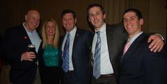 Liam Sweeney, Theresa Flanagan Murtagh, Former Congressman Patrick Murphy, Colin Burke & Austin Lucas