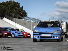 Renault Clio MkI '92 (GonzaloFG) Tags: detail slr ford chevrolet car sport skyline honda spain italia nissan evolution ferrari camaro mclaren enzo bmw gto jaguar mustang m3 ducati audi lamborghini rs m6 m5 challenge avant v8 rs2 spotting s2000 e30 nsx gallardo amg drifting rs4 typer gtr trackday murcielago etype quattro gt40 f40 r8 f12 rs6 v12 f50 cosworth nismo e46 r34 e36 berlinetta superleggera 458 899 m3csl desmosedici panigale ftype 275gtb rs3 e92 worldcars circuitodeljarama stralade m235i