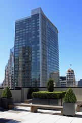 Rooftop Terrace at One Kearny (JB by the Sea) Tags: sanfrancisco california urban financialdistrict kearnystreet onekearny march2015