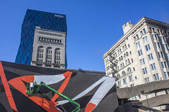Giants (Rodosaw) Tags: street chicago art photography one graffiti culture like documentation subculture of