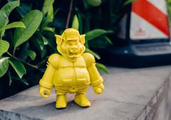 2 (NaugthyBrain) Tags: pig shanghai arttoy designertoy artfigure hiphopart resintoy tianpeng arttoyculture naughtybrain akacuriousboy