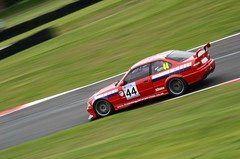 BMW (saddy_85) Tags: road park car race drive nikon track wheels may fast racing course barc touring motorsport cadwell 2016 d5100