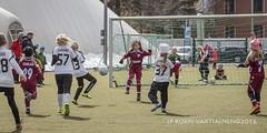 1604_FOOTBALL-29-2 (JP Korpi-Vartiainen) Tags: game girl sport finland football spring soccer hobby teenager april kuopio peli kevt jalkapallo tytt urheilu huhtikuu nuoret harjoitus pelata juniori nuori teini nuoriso pohjoissavo jalkapalloilija nappulajalkapalloilija younghararstus