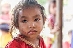 Little Girl from Mangyan tribe (Miro May) Tags: eye girl asia asien philippines tribe ethnic mindoro philippinen mangyan