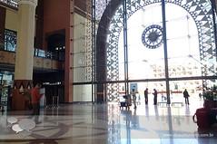 estacao trem marrakech (Dicas e Turismo) Tags: african viagem marrakech palais majorelle medina souks turismo viagens menara marrocos koutoubia marroco jemaaelfna mamounia mesquita frica roteiro marraquexe dicas