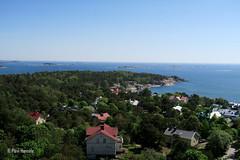 y_Hanko_3 (Paivi Hannele) Tags: sea building landscape hanko meri luonto ranta thisisfinland pitsihuvila ourfinland visithanko
