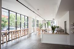Tea Bar (Marshall Jon Steeves) Tags: white bar oregon canon portland lens tea minimal clean simplicity l walls minimalism stark simple 1740mm minimalist 6d 1024