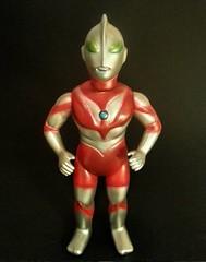 Ultraman. M1Go. (Krotpong Industries) Tags: naked nude penis vagina custom sofubi sofvi softvinyl krotpong softvinyltoy mrkrotpong