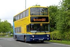 McColl, Dumbarton X609VRL (busmanscotland) Tags: ireland dublin bus for volvo d transport alexander dumbarton 00 alx400 vrl b7tl mccolls 40057 x609 00d40057 x609vrl