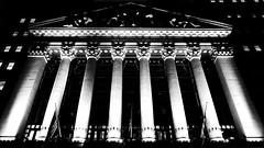 New York - New York Stock Exchange (bilderflut photography) Tags: usa newyork wallstreet nyse newyorkstockexchange