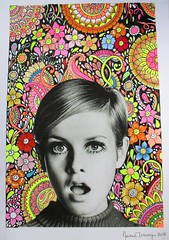 Twiggy (Ariane Naranjo) Tags: drawing doodle doodles twiggy doodleart zendoodles