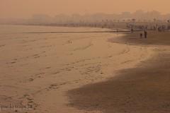 Il mare d'inverno (paolotrapella) Tags: beach water canon mare acqua spiaggia tamron70300vc