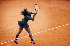 Serena's racquet goes too fast for 1/640 (robertofaccenda.it) Tags: rome roma sport italia character tennis final finale wta lazio eventi serenawilliams foroitalico personaggi internazionaliditalia internazionalibnlditalia lacitteterna serenona altreparolechiave master1000 ibi16
