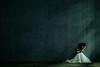 *** (LEAF - 葉) Tags: wedding light shadow people white abstract black reflection art girl beautiful night contrast wow movie mood sad heart emotion outdoor young style charm doubt 女孩 人 人像 黑色 白色 光影 夜晚 藝術 燈光 情境 白紗 抽像 戶外 情緒 困惑 單色 platinumheartaward stealingshadows 內心 bestportraitsaoi pastfeaturedwinner