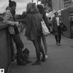 27S16 (photo & life) Tags: street city blackandwhite paris france 35mm square photography europe noiretblanc streetphotography strasbourg squareformat fujifilm fujinon ville jfl xt1 squarephotography humanistphotography fujinonxf35mmf14r fujifilmxt1 photolife