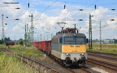 431 002 MAV (vsoe) Tags: railroad train engine eisenbahn railway bahn ungarn hungaria lok züge