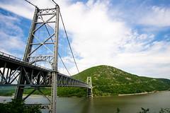 Bear Mountain Bridge (kzoop) Tags: bridge newyork river upstate bearmountain hudson bearmountainstatepark