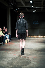 Glasgow Clyde College Fashion HND Michael SirJames-17 (Photography by Duncan Holmes) Tags: fashion student glasgow hnd 2016 fashiontechnology sw3g glasgowclydecollege