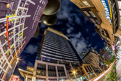Lincoln Square Expansion (Endless Reflection Photography) Tags: seattle fisheye bellevue lincolnsquare downtownbellevue gly bellevuesquaremall bellevuecollection kemperdevelopment glyconstruction cmerchant1 lincolnsquareexpansion endlessreflectionphotography