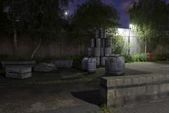 IWM walkway (Lenbaby) Tags: nightphotography manchester lowlight iwm sigmaart nikond610