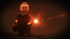 LEGO Mundungus Fletcher (Geertos13) Tags: motion phoenix fletcher army photography moody order lego harry potter stop seven thief custom mrs sparks sneaky potters stealing slytherin dung minifigure dumbledore locket alastor figg geertos13