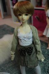 Isabel (bronzephoenix) Tags: blue fairy tiny isabel