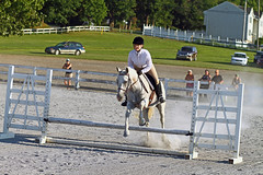 IMG_2724 (SJH Foto) Tags: horse show action shot tween teen teenager girls jumper jump hurdle wtc walk trot canter closeup