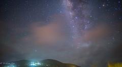 Milkyway above Garabaldi hill Montserrat (williamdguy12) Tags: milkyway samyang sony montserrat stars