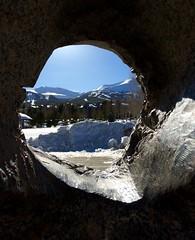 74/365/1 (pixeljoel) Tags: mountain snow tree rock march colorado hole breckenridge 7th 2015 project365