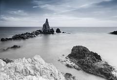 Cabos Gata y Cope. Sirenas (jrusca) Tags: costa mar andaluca spain sony gata almera cabodegata mediterrneo a77 sonyalpha lassirenas