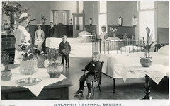 Devizes Isolation Hospital (robmcrorie) Tags: history hospital scarlet bed patient medical health national doctor nhs service medicine isolation nurse ward devizes fever typhoid diphtheria