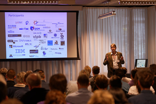 ELIXIR Innovation and SME Forum, Wageningen, Netherlands
