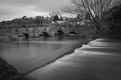 Tilford Packhorse Bridge    *Explore* (sarah_presh) Tags: uk longexposure bridge england monochrome mono ancient surrey le 1020mm farnham packhorse tilford 10stopnd 10stopfilter nikond7100