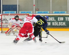 Junghaie vs. ES Weißwasser 5:3, 08.03.2015