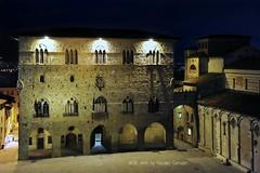 Pistoia (Massimo Luca Carradori) Tags: italy night italia luci toscana notte luce pistoia lightlights palazzodigiano palazzodelcomunedipistoia
